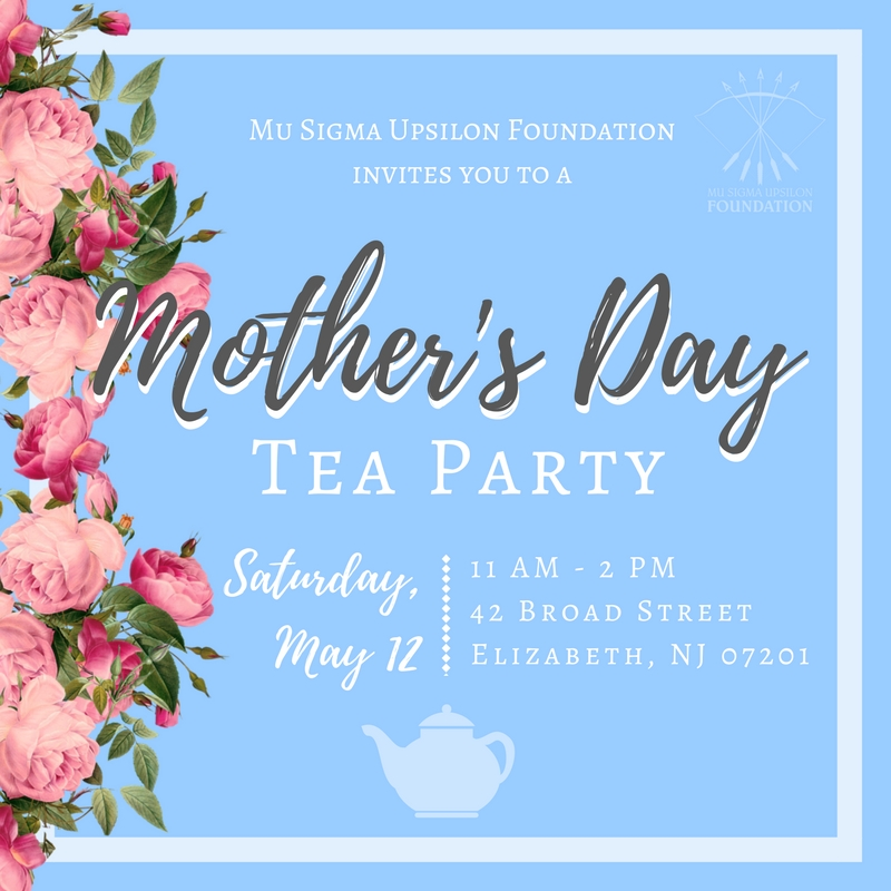 msu foundation invites you to a mother s day tea party mu sigma