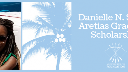 MSU Foundation and Aretias Graduate Chapter renames scholarship in honor of Danielle Smith