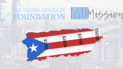 MUnited Nations Missions Trip reaches Fundraising Goal!!
