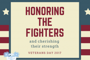 Honor the Fighters, Cherish their Strength