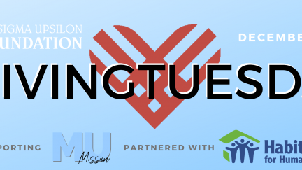 Support the 2020 MU Missions Trip on #GivingTuesday