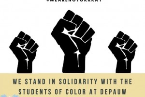 Statement on Violence and Hate Crimes at DePauw University