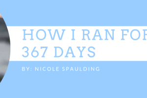 How I Ran for 367 Days